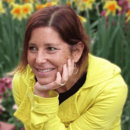 A escritora norte-americana Amy Krouse Rosenthal - Reprodução/Twitter