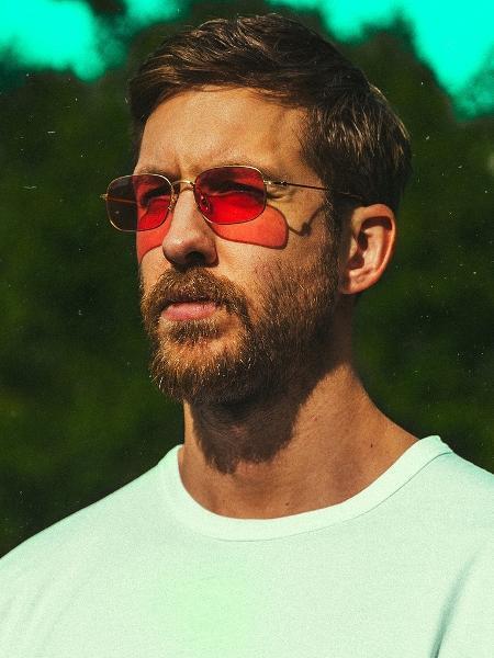 O DJ Calvin Harris - Divulgação