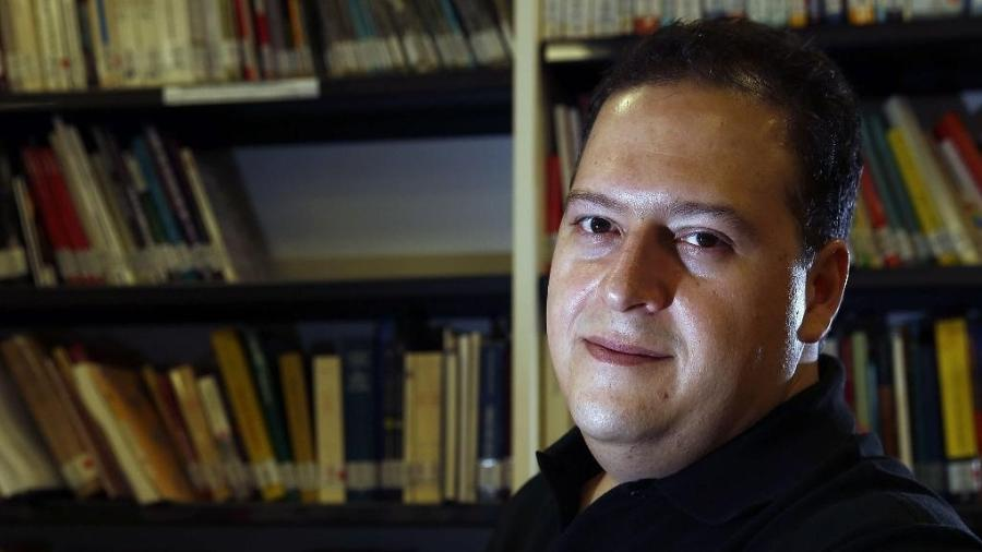 Juan Pablo Escobar, filho de Pablo Escobar, lança novo livro de relatos sobre o pai - EFE