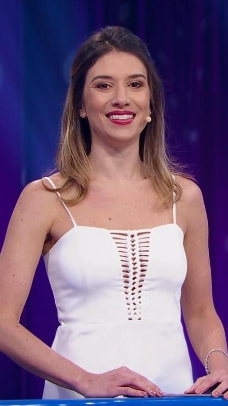 Rebeca Abravanel - Reprodução/SBT