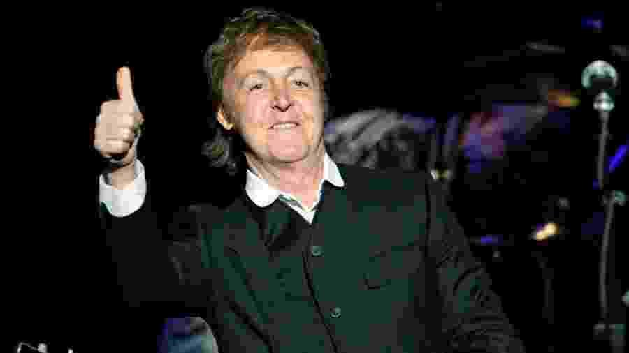 Paul McCartney - Divulgação