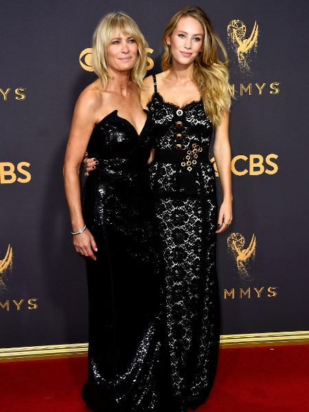 Robin Wright e Dylan Penn - Getty Images