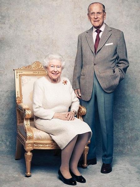 Rainha Elizabeth II e príncipe Phillip - Getty Images