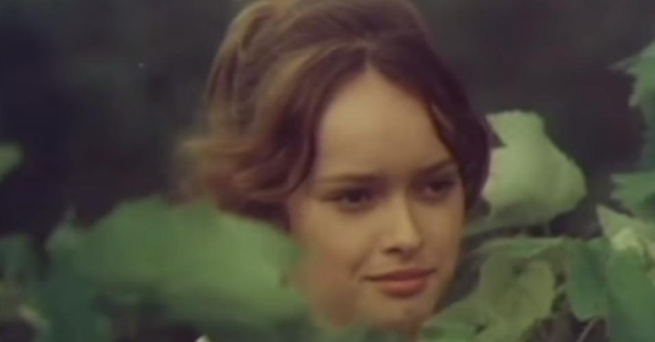 """Myrian Rios em cena no filme """"Alguém"""" (1980)"""