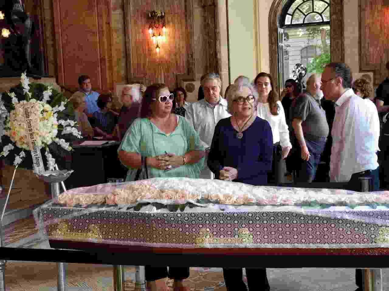 Atriz Eva Todor morreu em casa aos 98 anos; ela foi velada no Theatro Municipal do Rio - Daniel Pinheiro/AgNews
