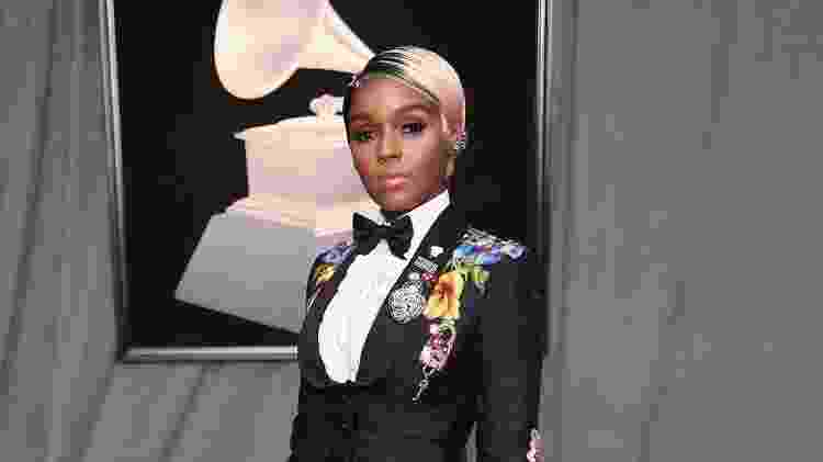 A cantora Janelle Monae - Getty Images - Getty Images