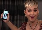 Gretchen diz que mandou mensagem a Katy Perry após cantora dar à luz - Reprodução