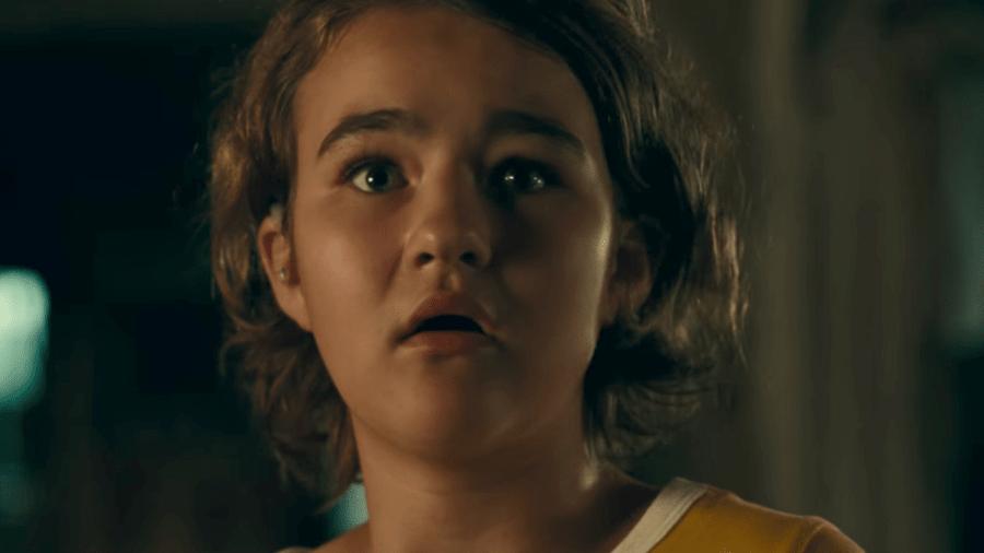 """Millicent Simmonds, que interpretou a menina surda Regan em """"Um Lugar Silencioso"""" - Reprodução"""