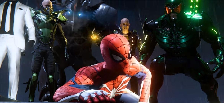 Spider-Man - Vilões - Reprodução