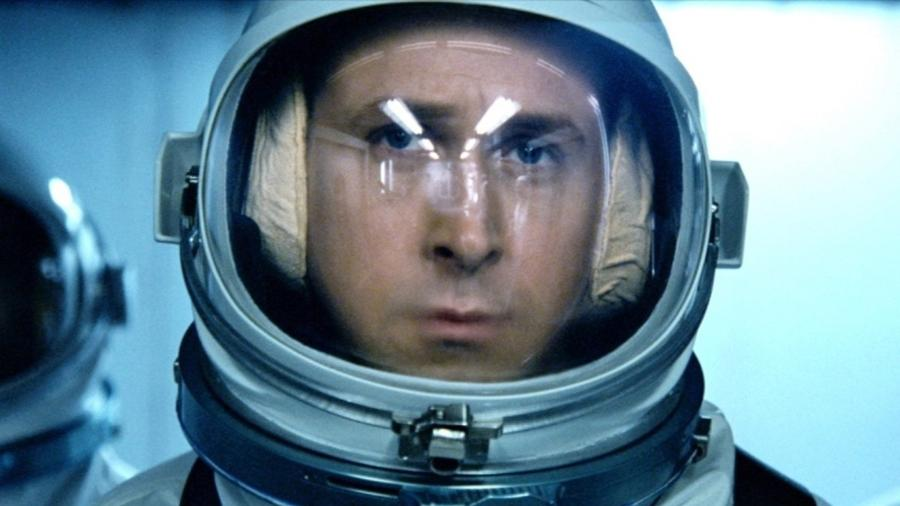 """Ryan Gosling em cena de """"O Primeiro Homem"""", que está no Festival de Veneza - Reprodução"""
