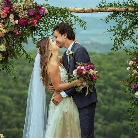 Sthefany Brito e Igor Raschkovscky se casam na Itália - Reprodução/Instagram