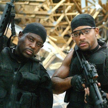 """Will Smith e Martin Lawrence em """"Bad Boys II"""" (2003) - Divulgação"""