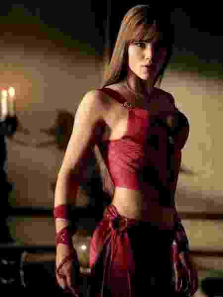 Jennifer Garner viveu Elektra no filme solo da personagem, em 2005 - Divulgação - Divulgação