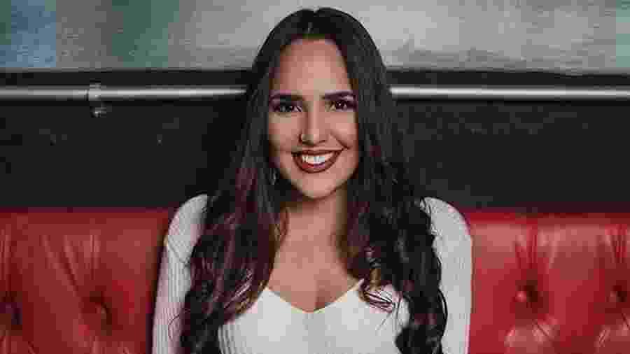 A cantora Perlla - Reprodução/Instagram