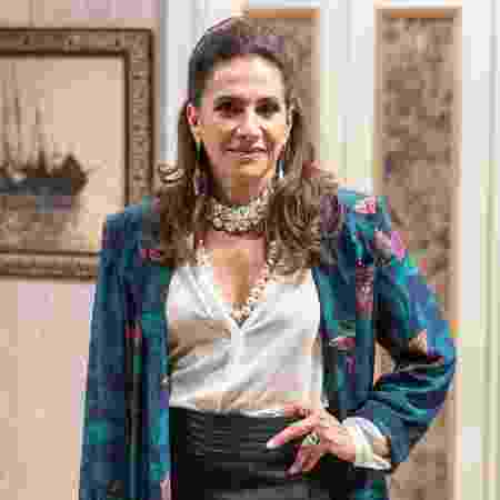 Totia Meireles na novela Verão 90, da TV Globo - Victor Pollak/Globo