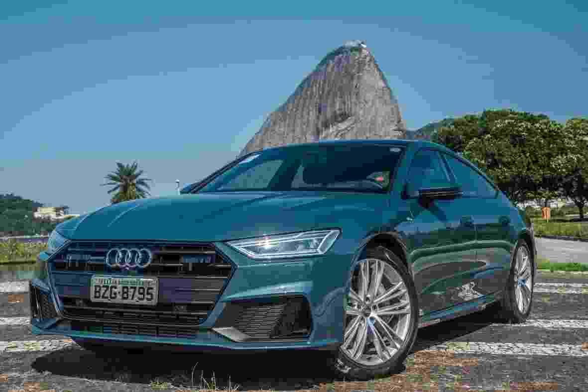 Audi A7 2020 - Divulgação