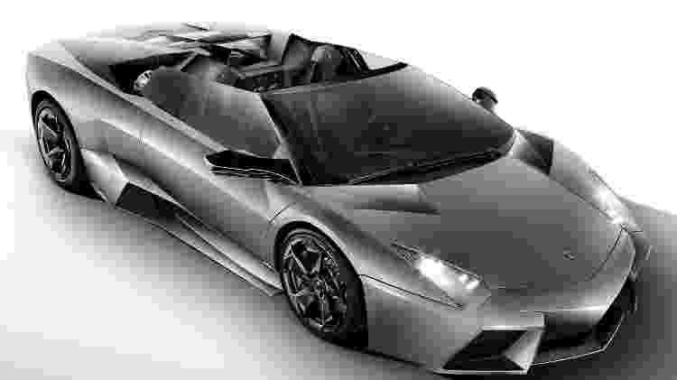 Lamborghini Reventon Roadster - Divulgação - Divulgação