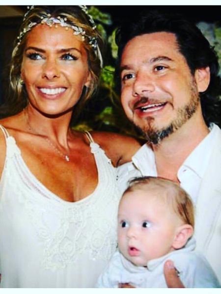 Casamento de Adriane Galisteu e Alexandre Iódice em 2010 - Reprodução/ Instagram