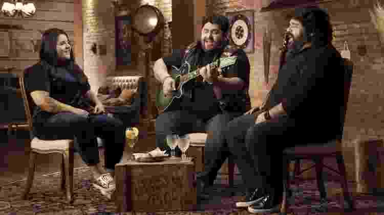 Segunda Voz - Yasmin Santos, César Menotti e Fabiano - 6º Ep - Foto 1 - Reprodução - Reprodução