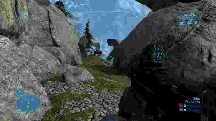Halo Reach Artigo Multiplayer 4 - Reprodução - Reprodução
