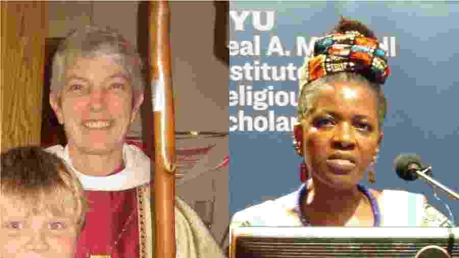 Mary Glasspool e Mpho Tutu - Reprodução/Flickr