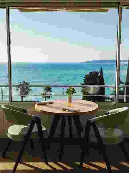 Restaurant Mirazur vazio durante a quarentena - Reprodução/Instagram - Reprodução/Instagram