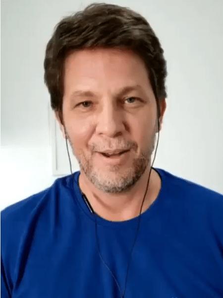 O novo secretário especial de Cultura, Mário Frias - Reprodução/Instagram