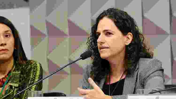 Ludmila Costhek Abilio - Marcos Oliveira / Agência Senado - Marcos Oliveira / Agência Senado