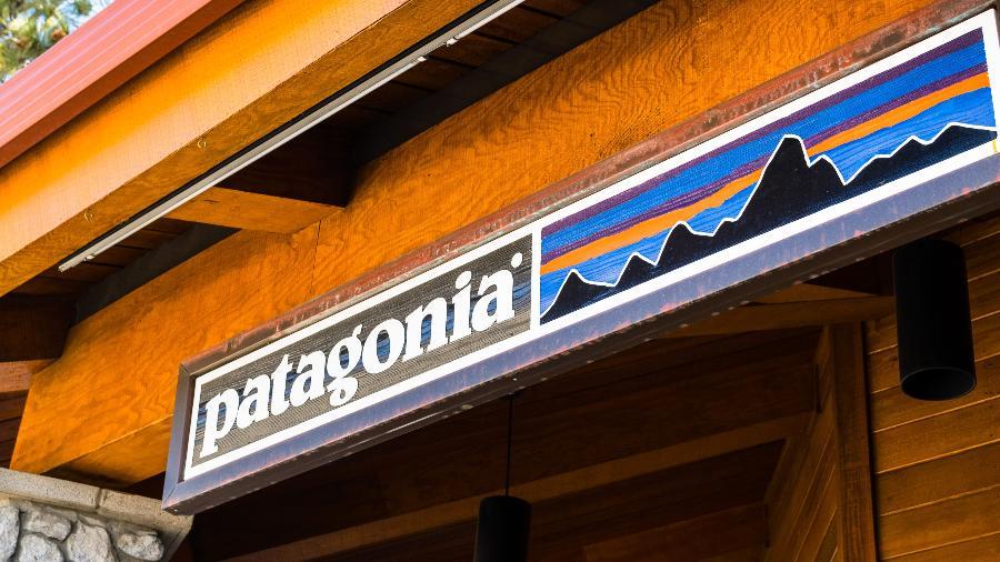 Loja da Patagonia em South Lake Tahoe, na Califórnia - Getty Images