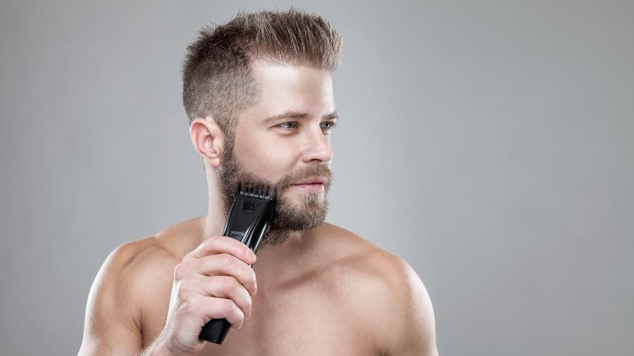 Em tempos de pandemia, ter uma aparador de pelo é uma boa opção para cuidar do visual sem sair de casa - Getty Images