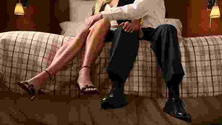 Sexo é um dos principais motivos que levam mulheres a ingressarem no Gleeden - Getty Images - Getty Images
