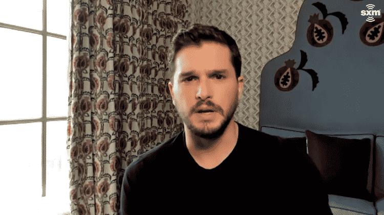 Kit Harington, o Jon Snow de 'Game of Thrones', revela ter enfrentado problemas de saúde mental durante a série - Reprodução/YouTube - Reprodução/YouTube