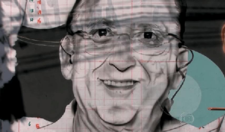 13.ago.2015 - Cinco grafiteiros trabalham na pintura de jornalistas e artistas da Globo em um muro da Marginal Tietê, na Barra Funda, bairro localizado na zona Oeste de São Paulo, próximo à sede da Record, a sua principal concorrente na TV aberta. O trabalho é uma homenagem dos profissionais aos 50 anos da emissora, completados em abril.