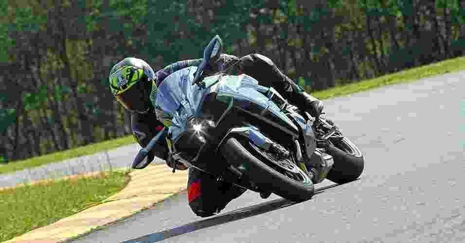 Kawasaki Ninja H2 - Mario Villaescusa/Infomoto