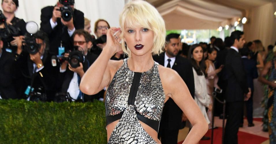 MET Gala: Taylor Swift