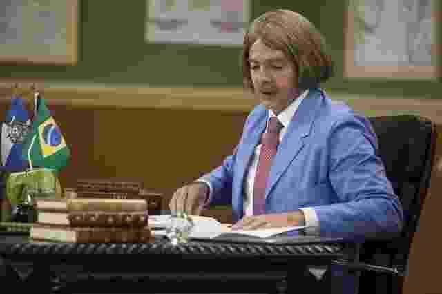 """A """"Escolinha do Professor Raimundo"""" terá 16 episódios inéditos que serão exibidos a partir de 12 de setembro no Viva e aos domingos de outubro na Globo - Pedro Curi/TV Globo"""