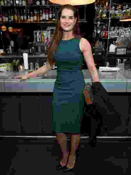 Brooke Shields - Dimitrios Kambouris/Getty Images - Dimitrios Kambouris/Getty Images