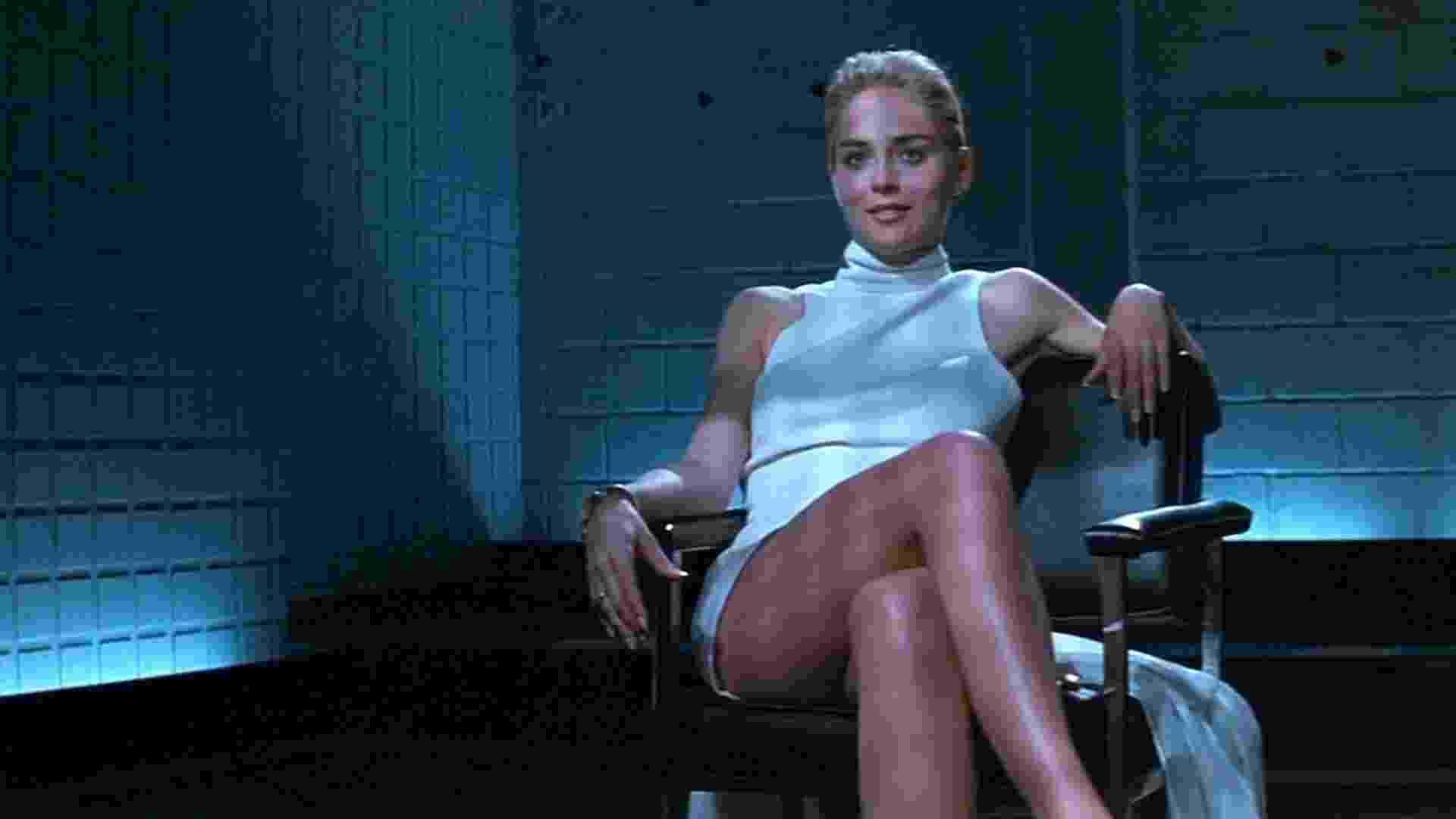 """Cena do filme """"Instinto Selvagem"""" (1992), de Paul Verhoeven - Reprodução"""