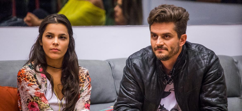 Marcos e Emilly: Como duas pessoas podem ter mudado tanto assim? - Paulo Belote/Divulgação/TV Globo