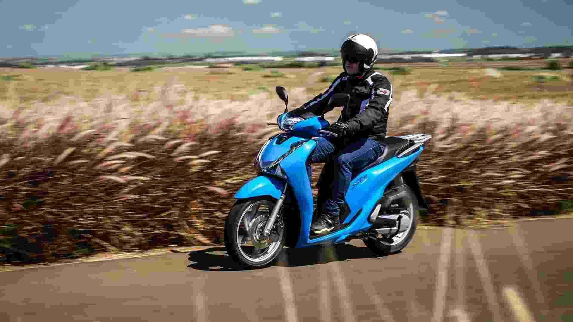 Honda SH 150i - Divulgação