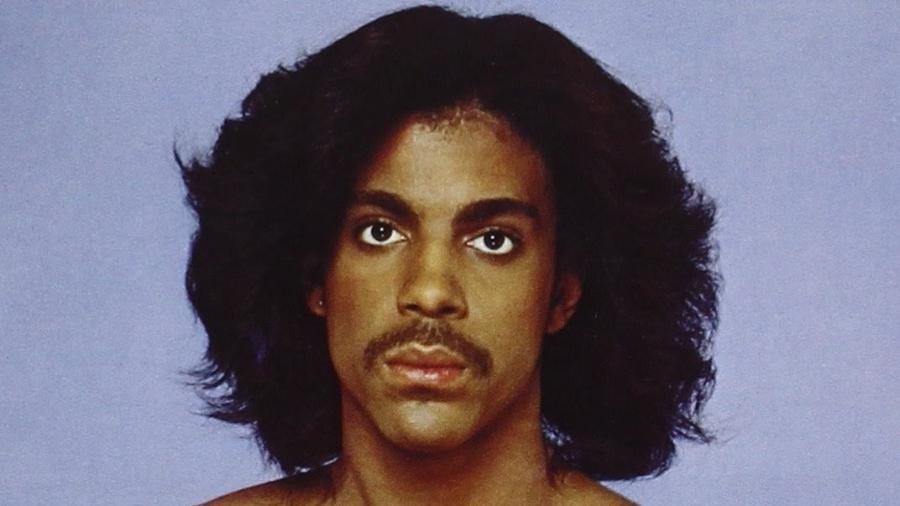 """Capa do disco """"Prince"""", lançado em 1979 - Divulgação"""
