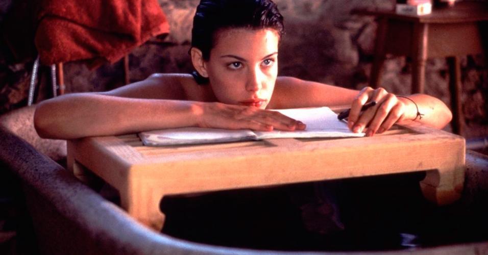 Cena de ?Beleza Roubada? (1996), de Bernardo Bertolucci