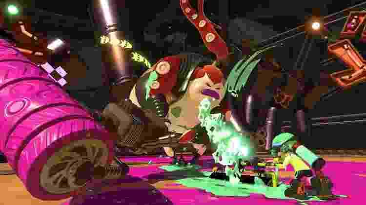 Splatoon 2 - Divulgação/Nintendo - Divulgação/Nintendo