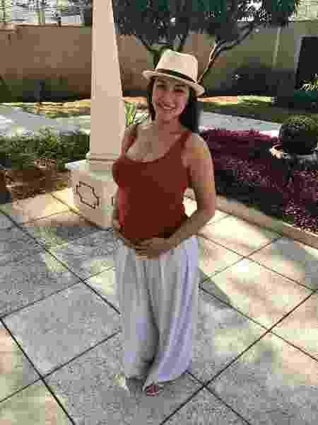 Barbara Campos Moraes, personagem de matéria de UOL Estilo sobre linfoma e congelamento de óvulos - Arquivo pessoal - Arquivo pessoal