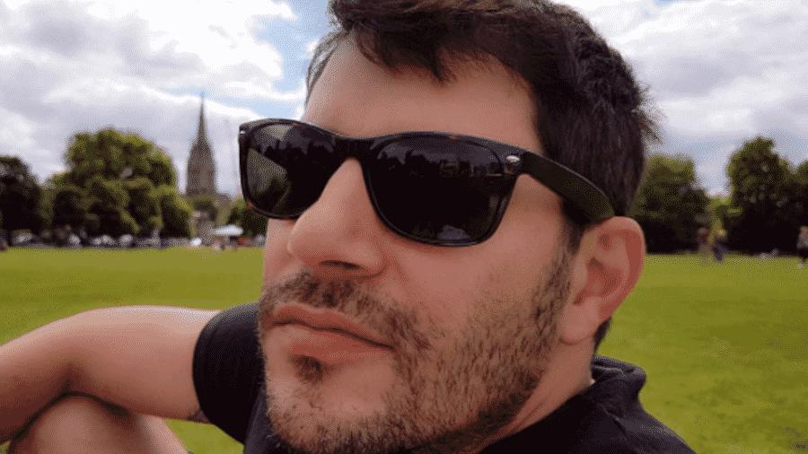 """Evaristo Costa está tirando um """"ano sabático"""" com a família, morando no Reino Unido - Reprodução/Instagram/evaristocostaoficial"""