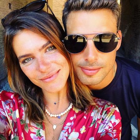Mariana Goldfarb e Cauã Reymond - Reprodução/Instagram