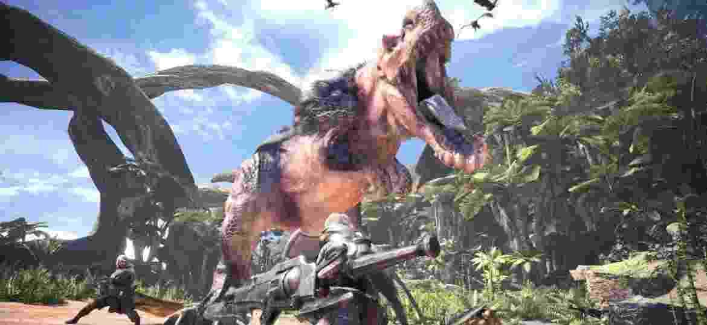Monster Hunter World - Divulgação