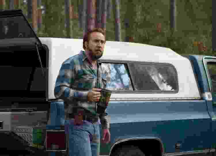 """Nicolas Cage em cena em """"Joe"""" (2013) - Divulgação - Divulgação"""