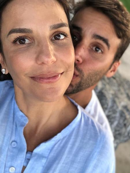 Ivete Sangalo com o marido, Daniel Cady - Reprodução/Instagram/ivetesangalo