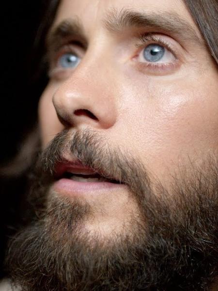 O ator e músico Jared Leto - Reprodução